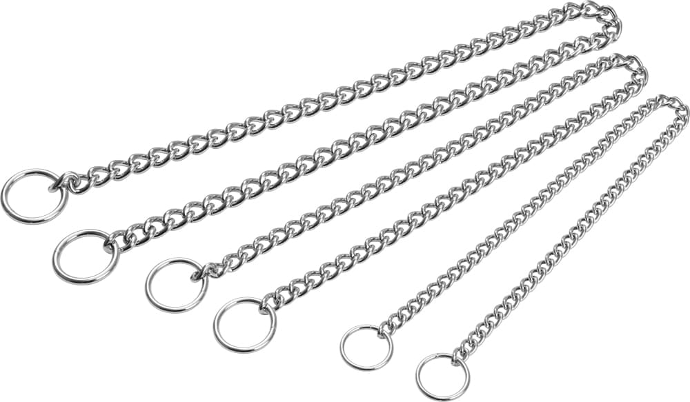 Collar Choke chain SAFE Trixie