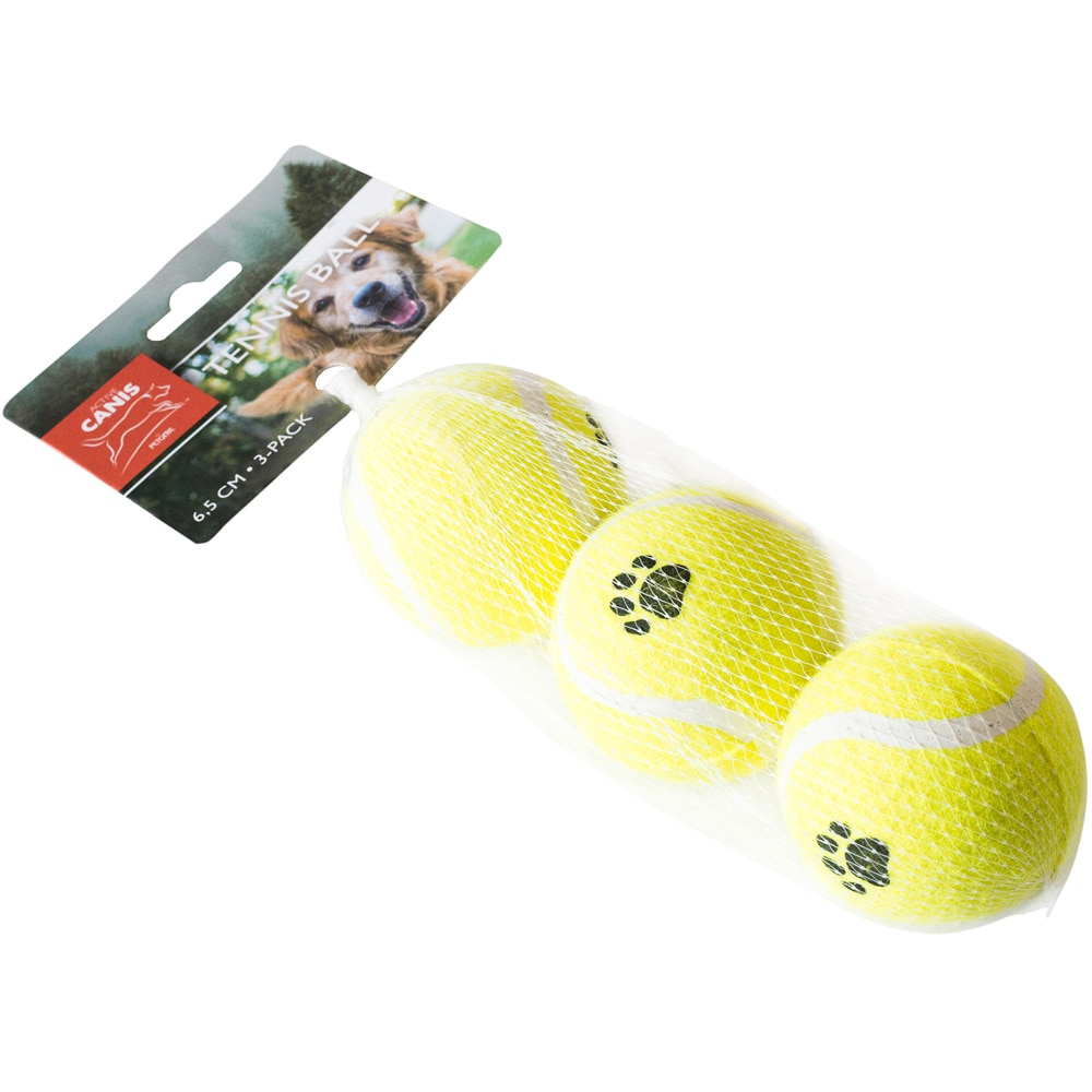 Tennis ball 3-pack  Showmaster®