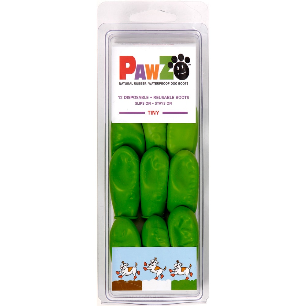 Protective shoes 12-pack  Pawz