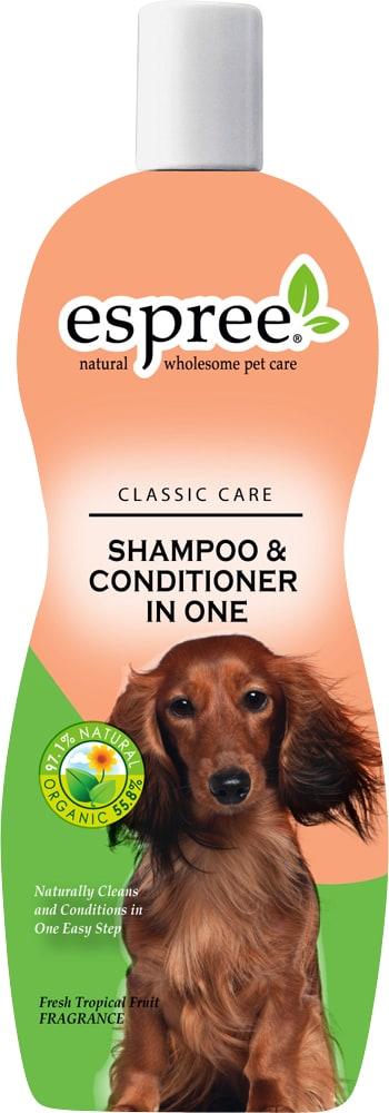 Shampoo & Conditioner In One Espree®