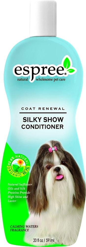 Dog conditioner  Silky Show Conditioner Espree®
