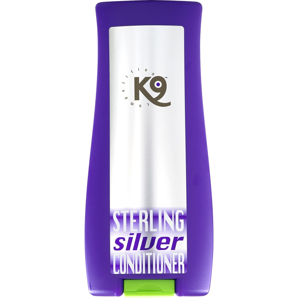 Dog conditioner  Sterling Silver K9™