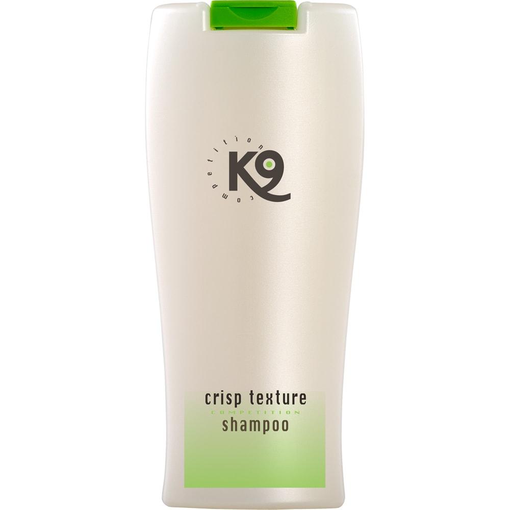 Dog shampoo  Crisp Texture K9™