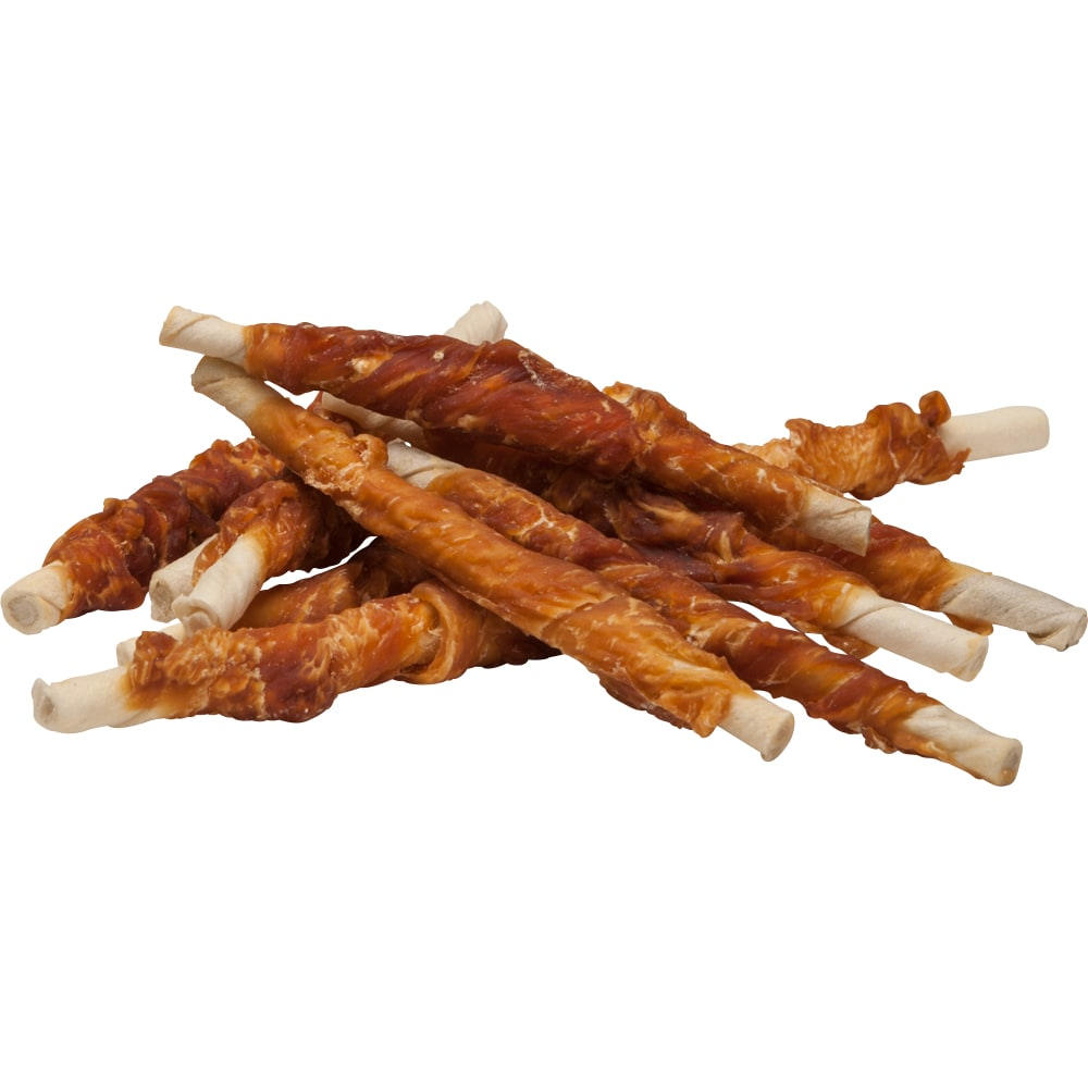 Dog chew  Twisted chicken Treateaters