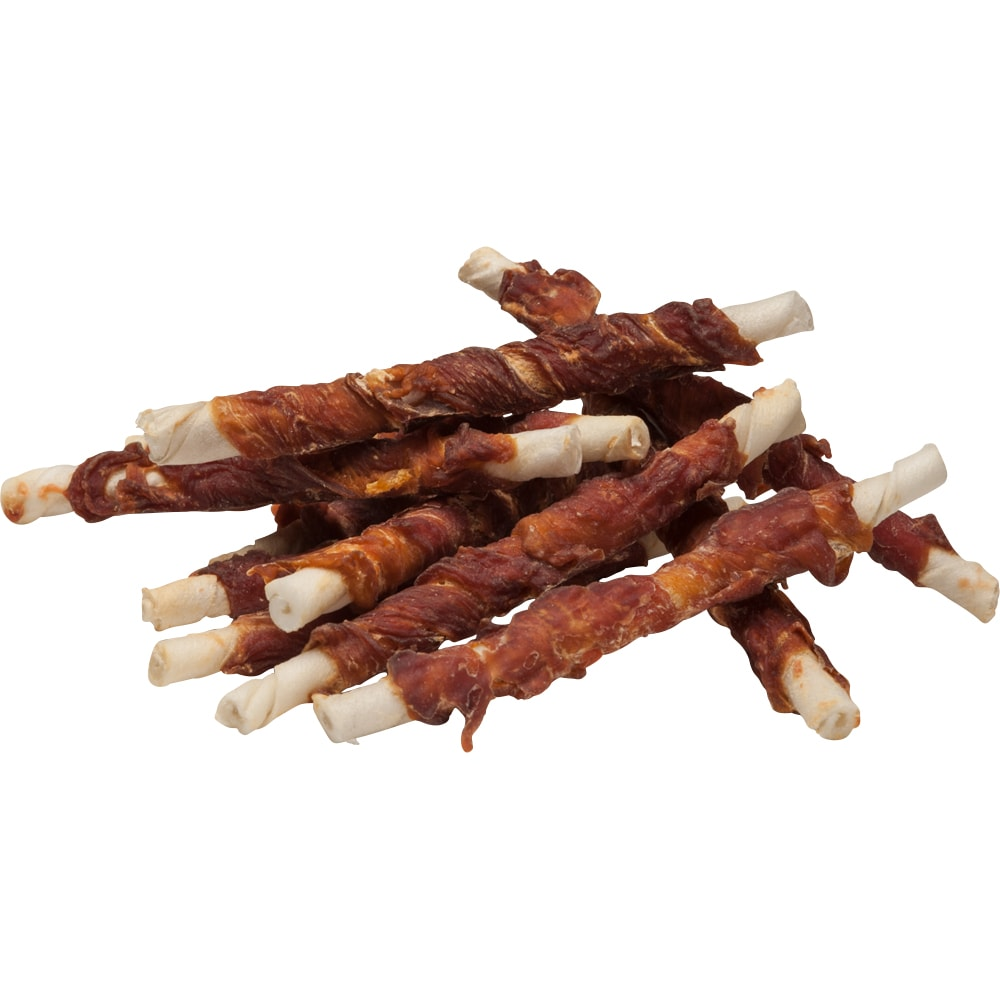 Dog chew  Twisted Duck Treateaters