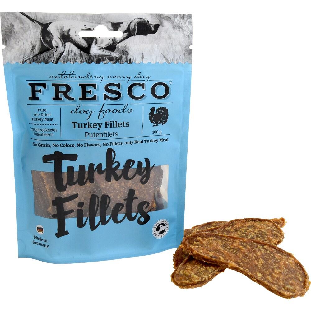 Dog treat  Turkey Fillets 100 g Fresco®