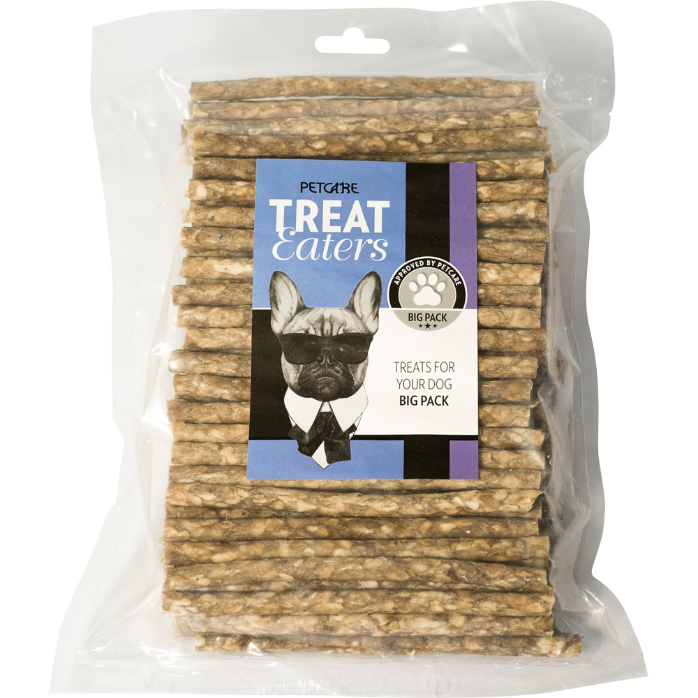 Chew sticks 100-pack Natural Treateaters