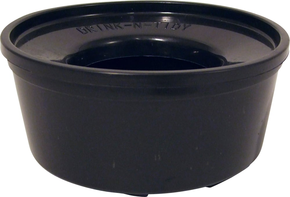 Water bowl  Non-splash Treateaters
