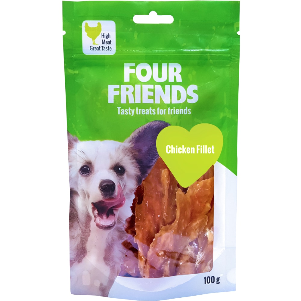 Dog treat  Chicken Fillet 100 g FourFriends