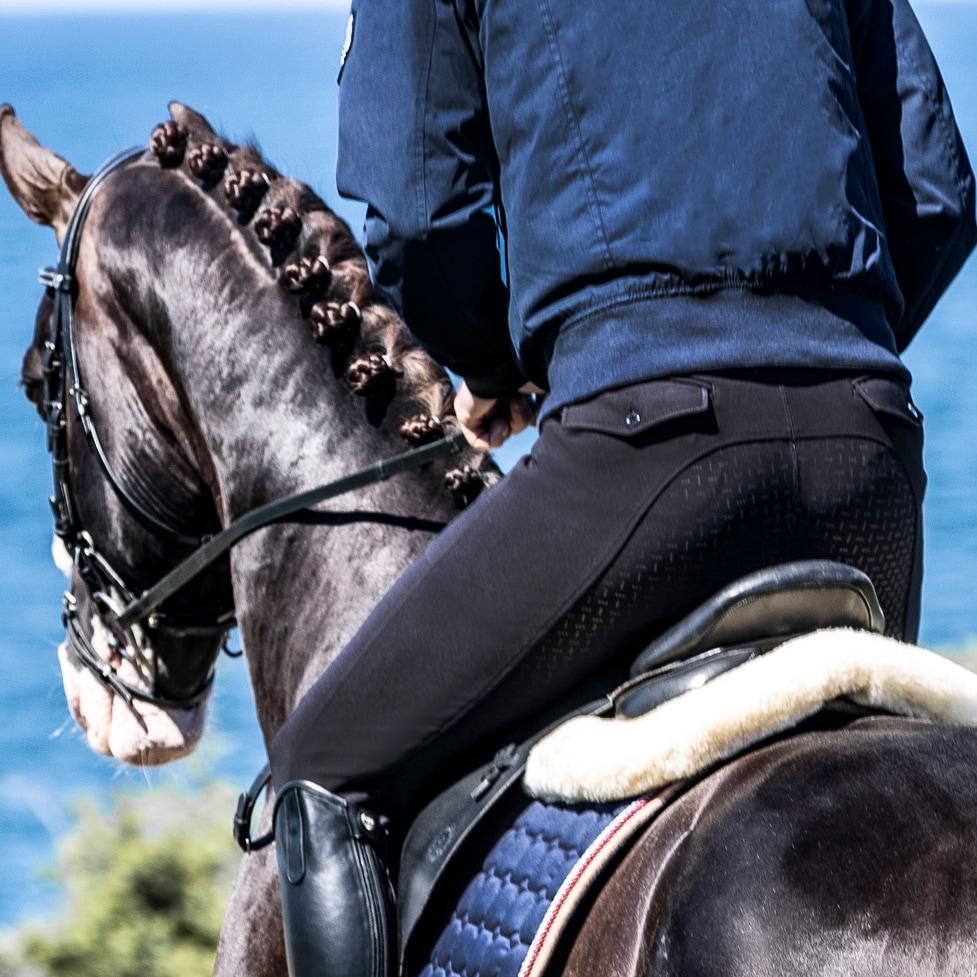 Men's riding breeches Full seat Rolf CRW®