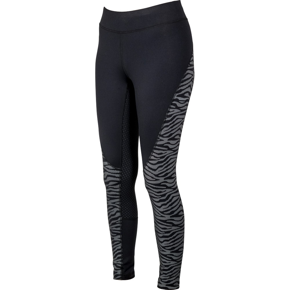 Riding leggings Full seat Reflective Winter CRW®
