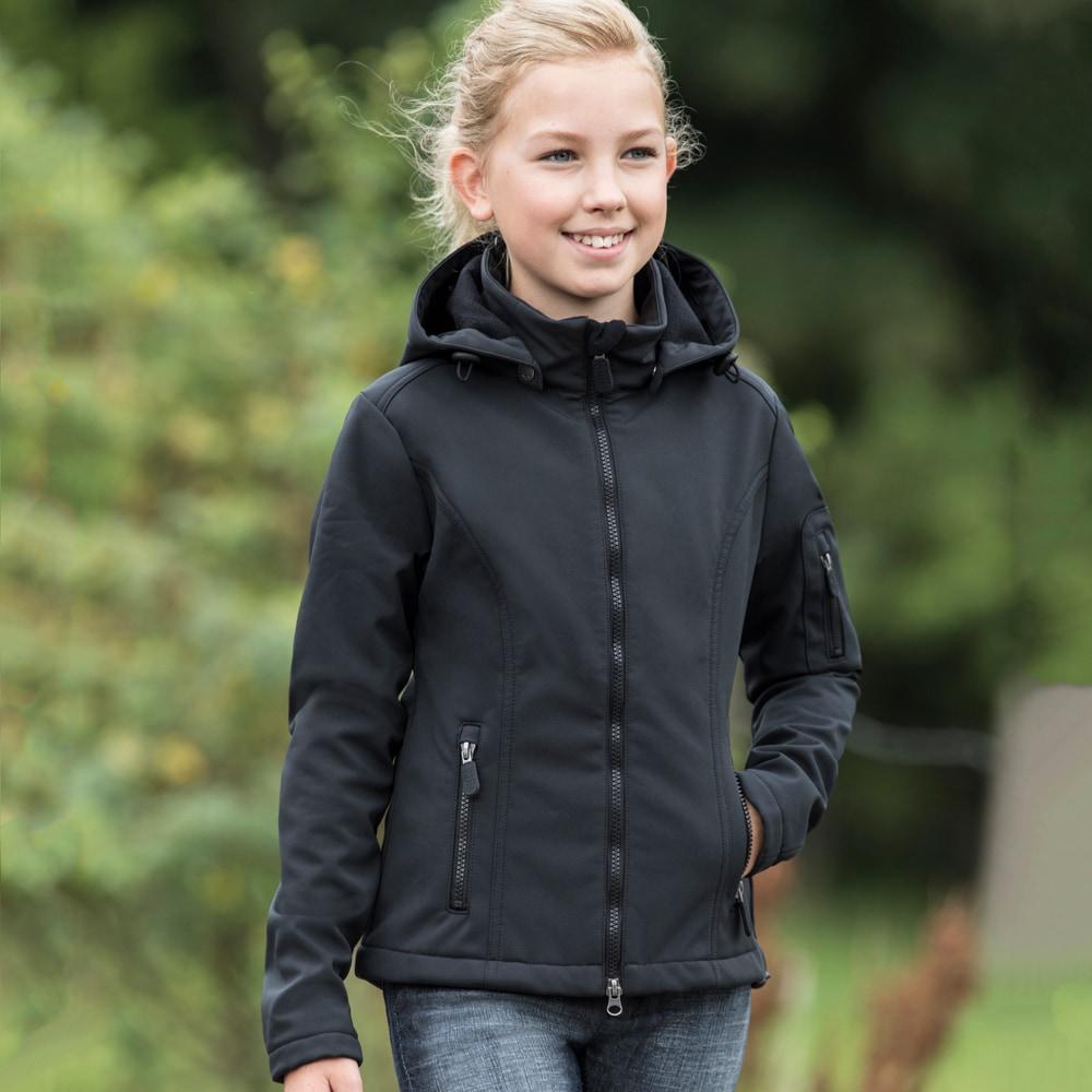 Jacket Softshell Classic CRW® Junior