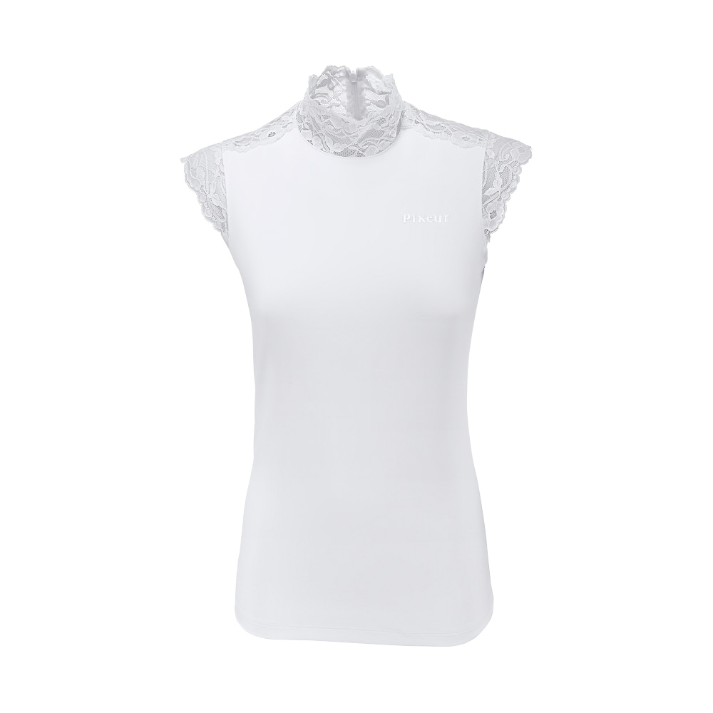 Competition top Short sleeved Balalaika Pikeur®