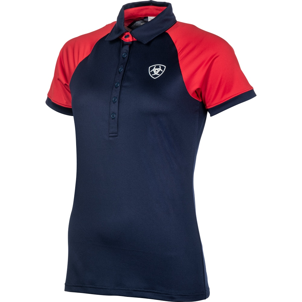 Piqué Short sleeved Team 3.0 Polo ARIAT®