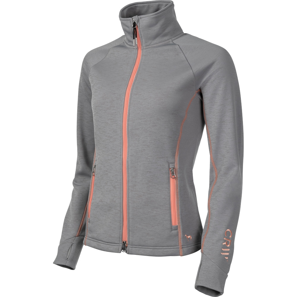 Fleece jacket Long sleeved Nelly CRW®