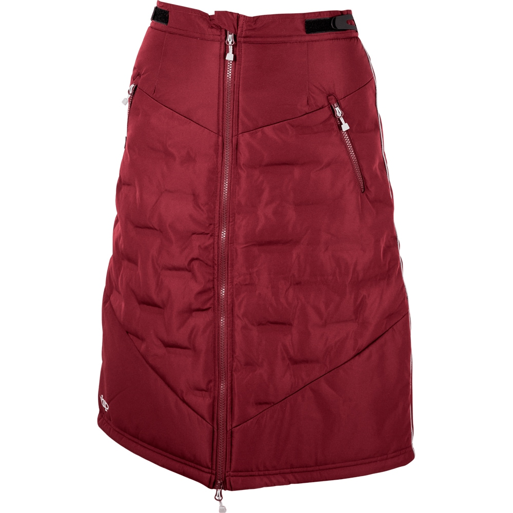 Quilted cover up skirt  Ice Uhip