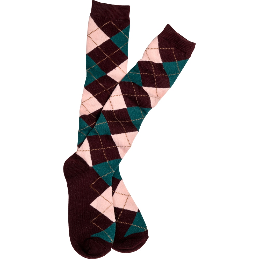 Riding socks  Lo Argyle CRW®