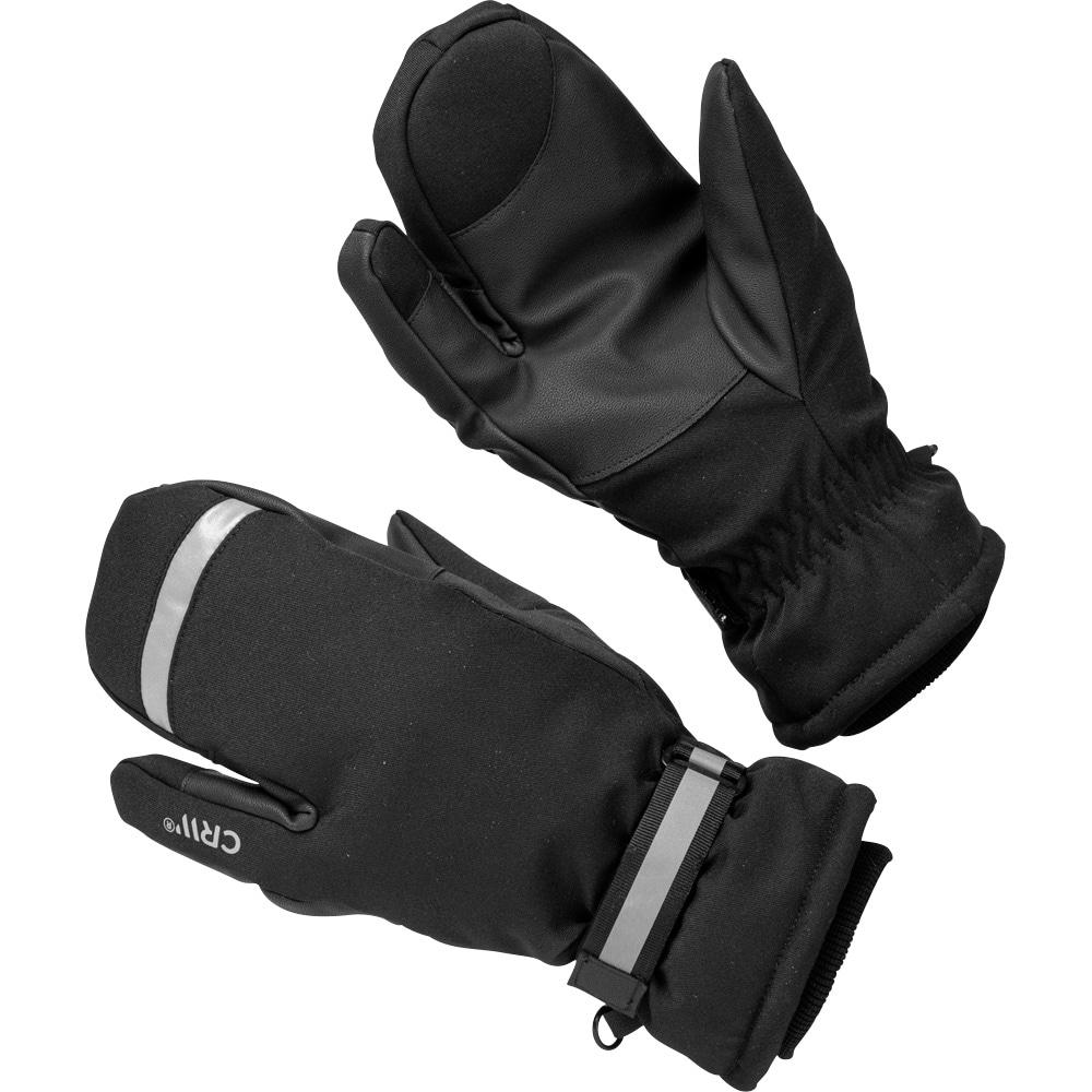3-finger riding mittens  Tisca CRW®
