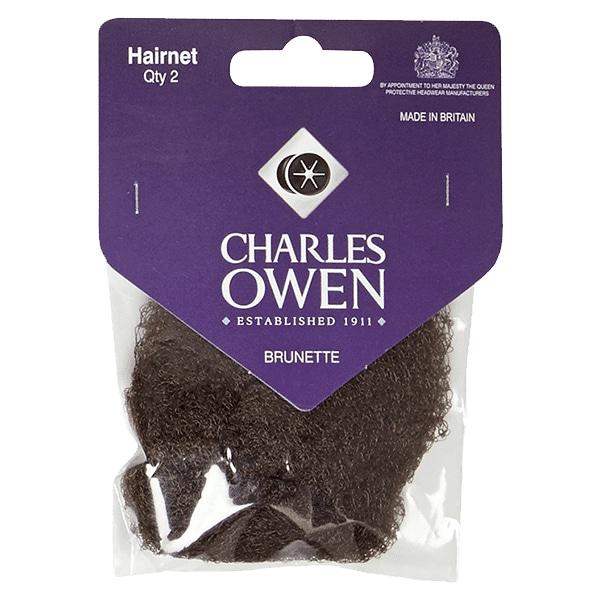 Hairnet   Charles Owen
