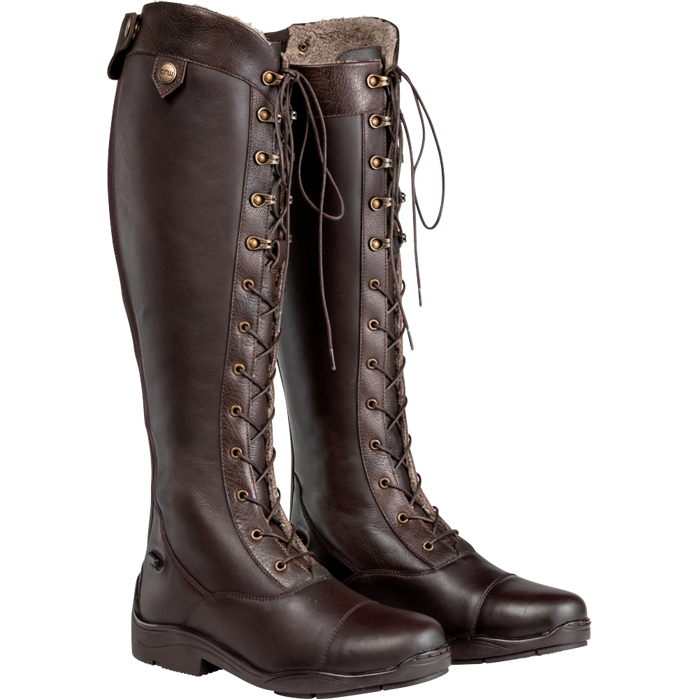 Leather riding boots  Halifax CRW®