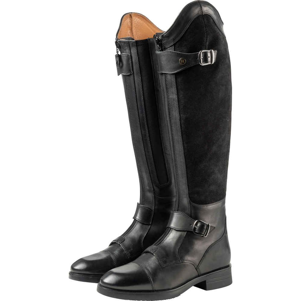 Leather riding boots  Amalfi JH Collection®