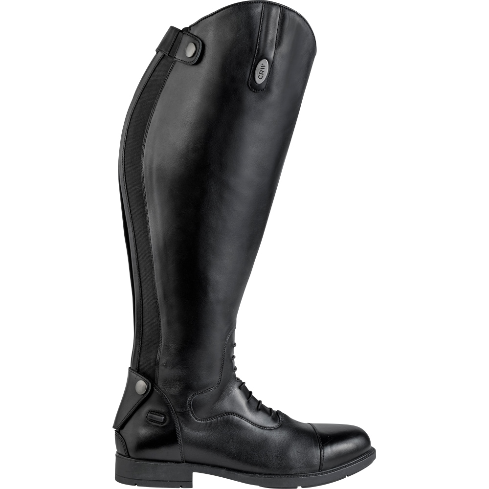 Leather riding boots  Plus CRW®
