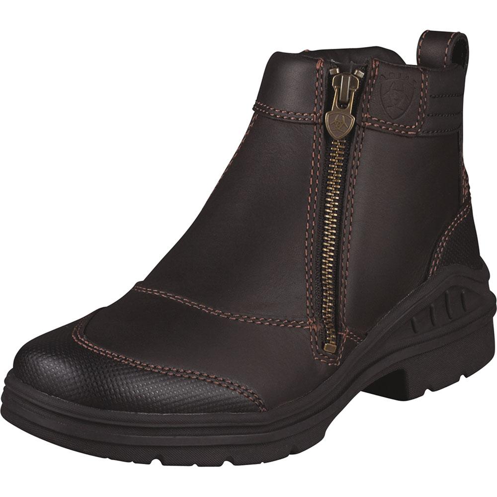 Riding shoes  Barnyard side zip ARIAT®