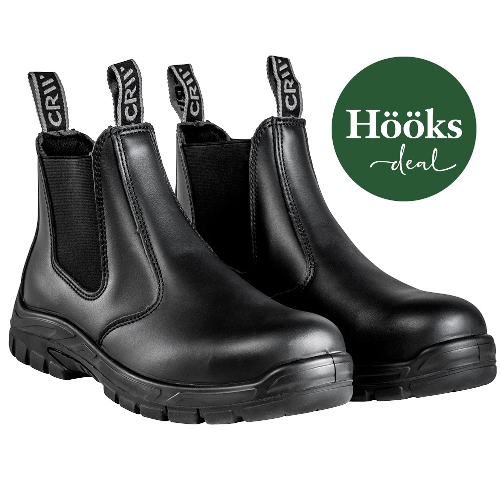 Jodhpur boot with steel toecap Meadow CRW®
