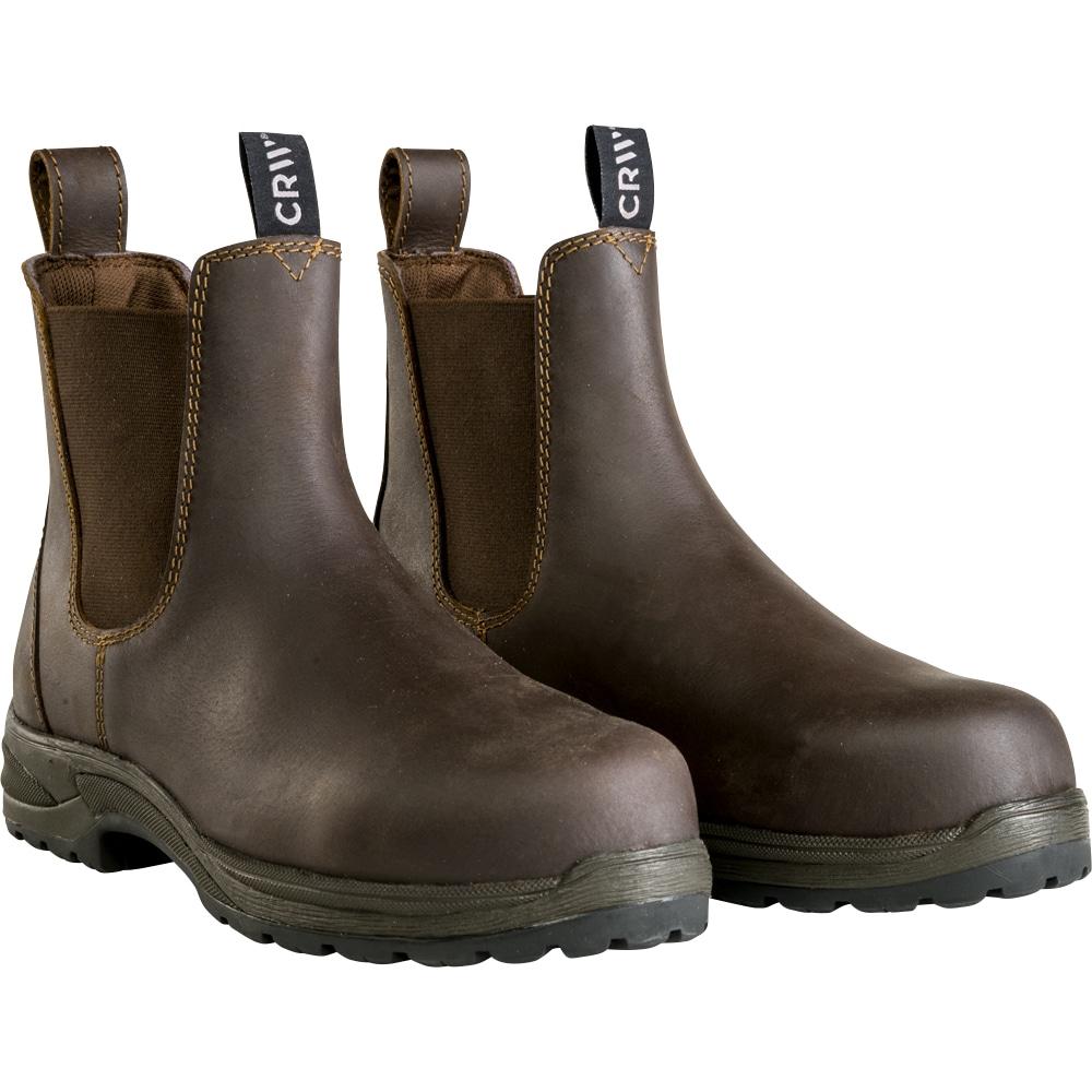 Jodhpur boot with toecap Sharp CRW®