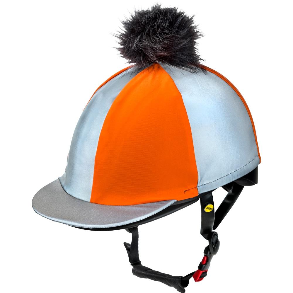Helmet cover Reflective Bright CRW®