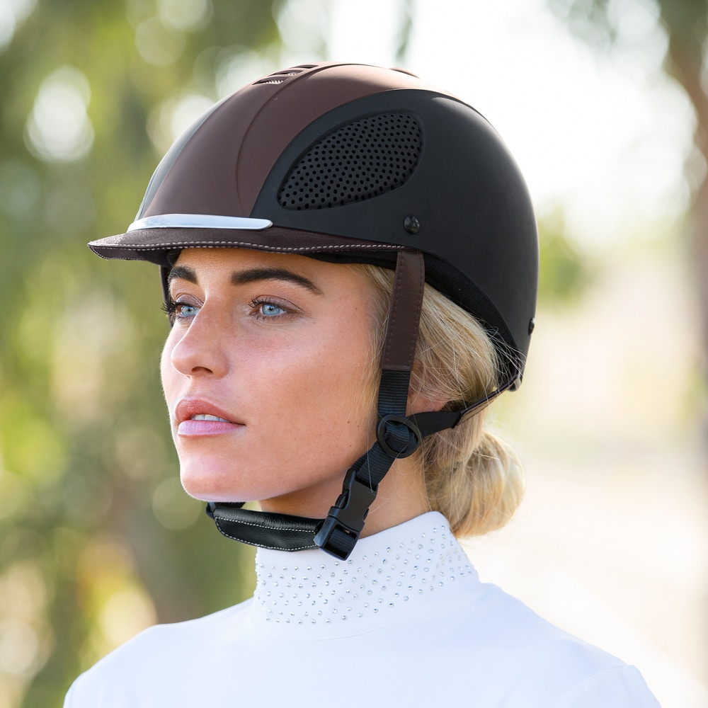 Riding helmet VG1 Flashline CRW®