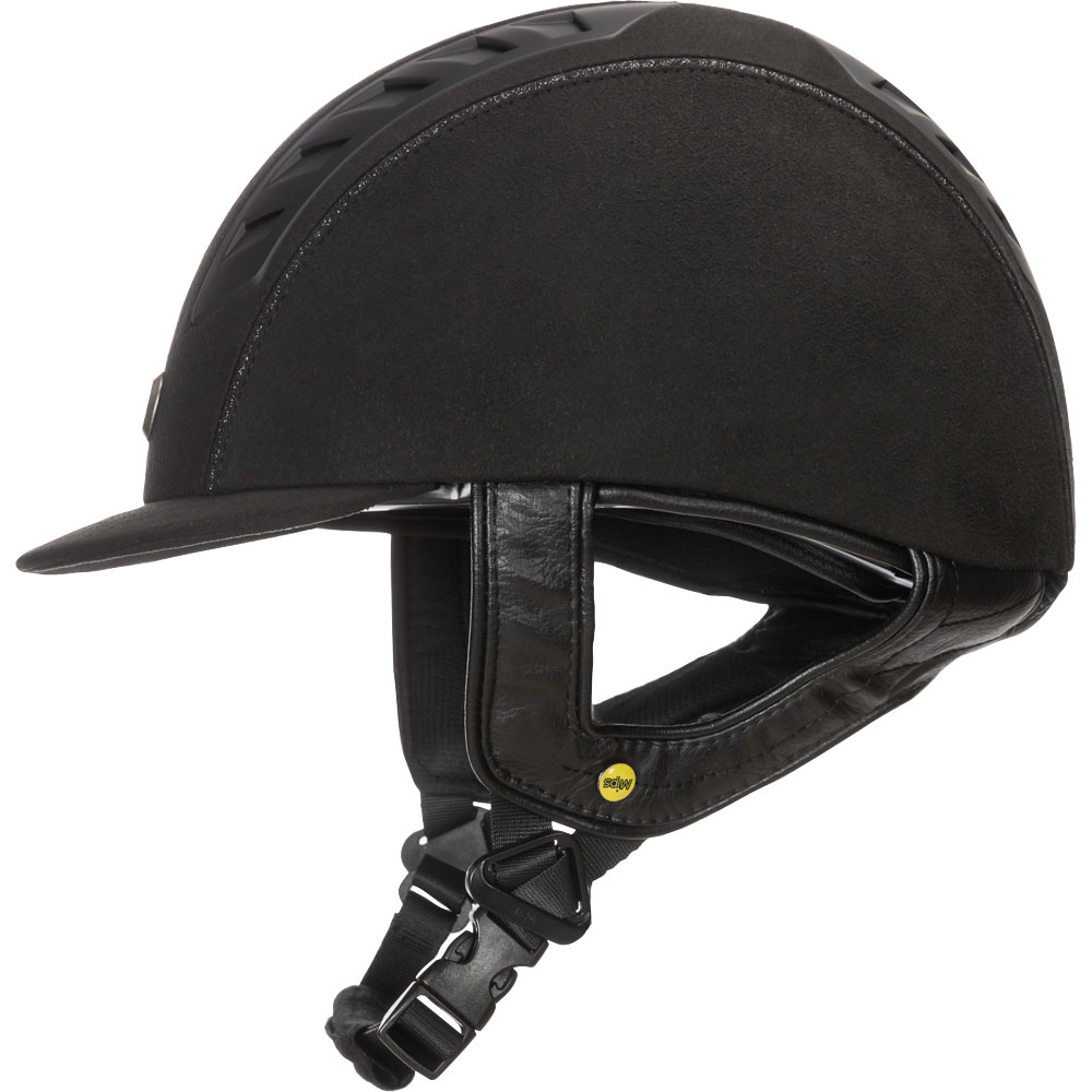 Riding helmet VG1 EQ3 Mips Microfiber Back on Track®