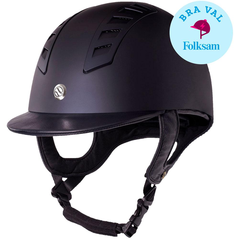 Riding helmet VG1 EQ3 Mips Blank Back on Track®