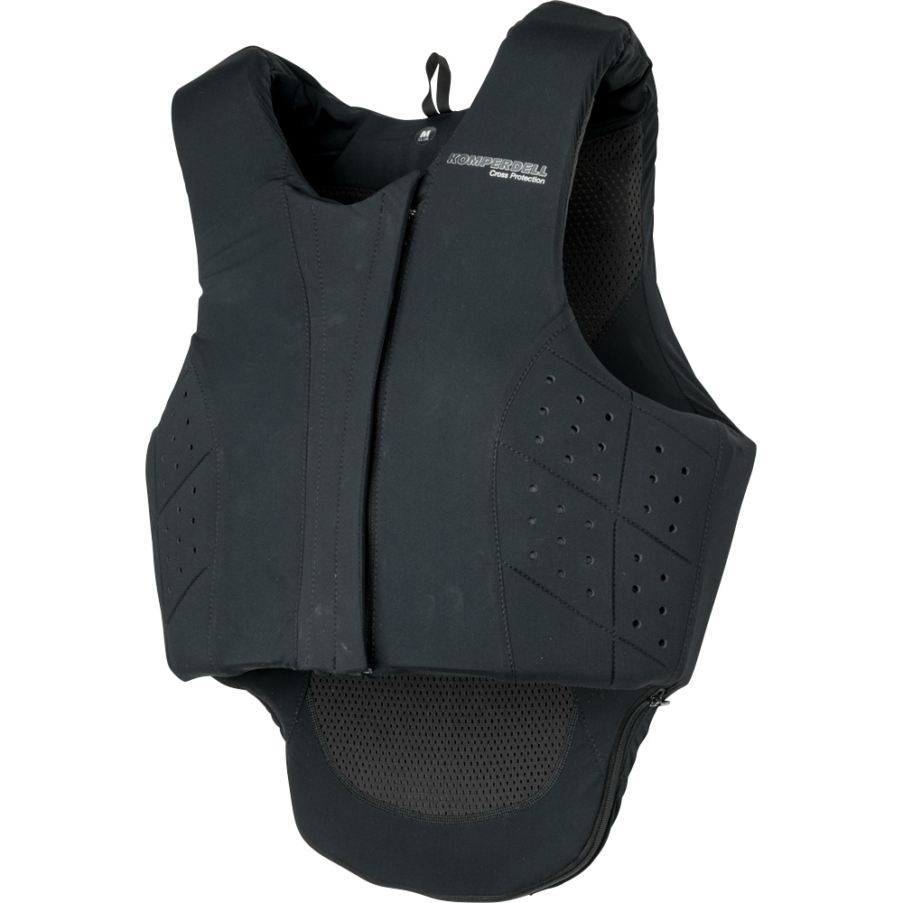 Body protector  Front Zip Slim Fit Komperdell