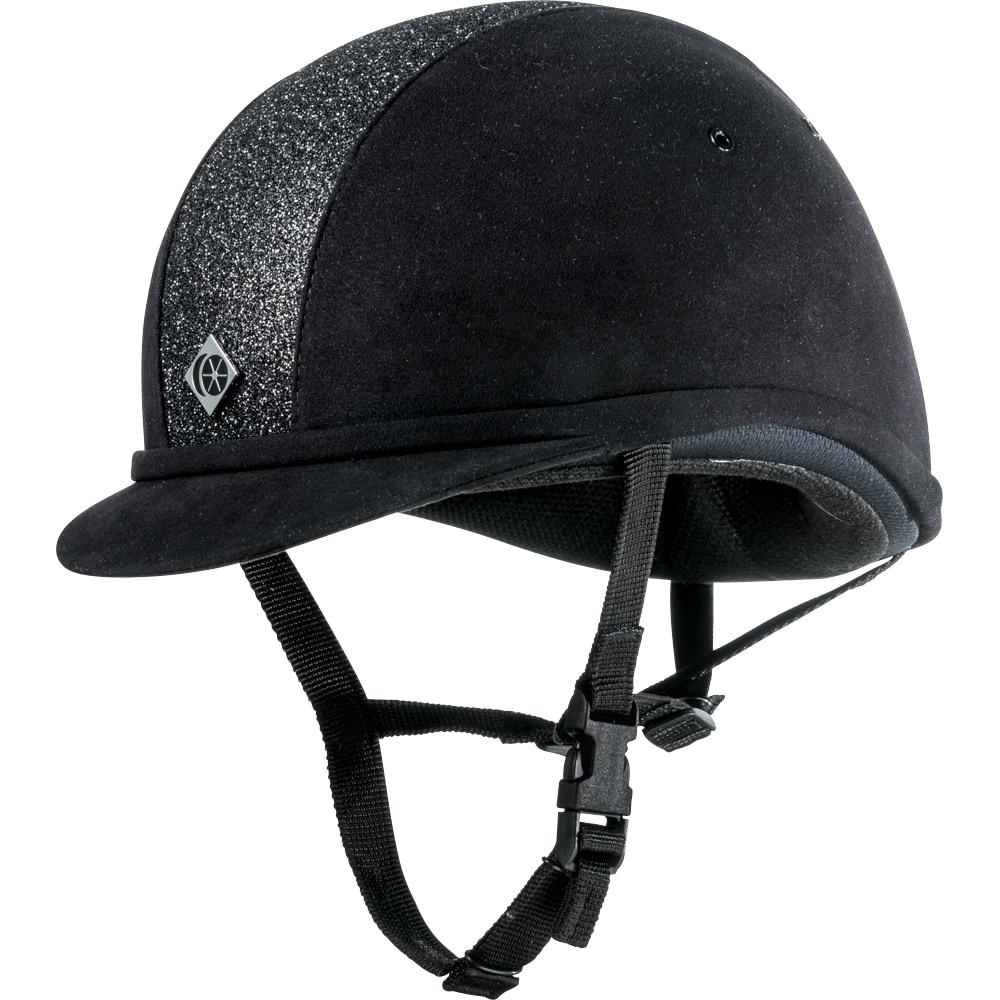 Riding helmet VG1 YR8 Sparkling Charles Owen