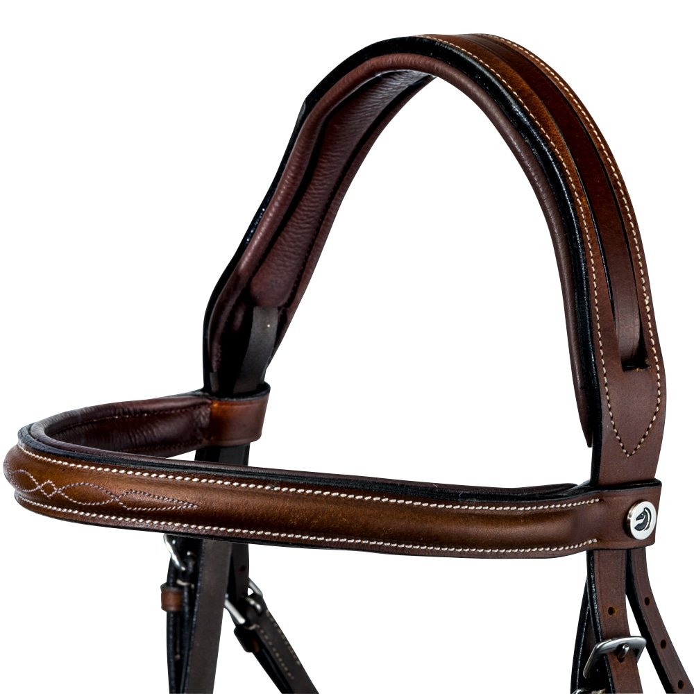 Combined noseband bridle  Winford Fairfield®