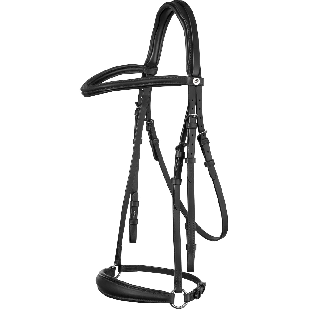 Drop noseband bridle  Falston Fairfield®