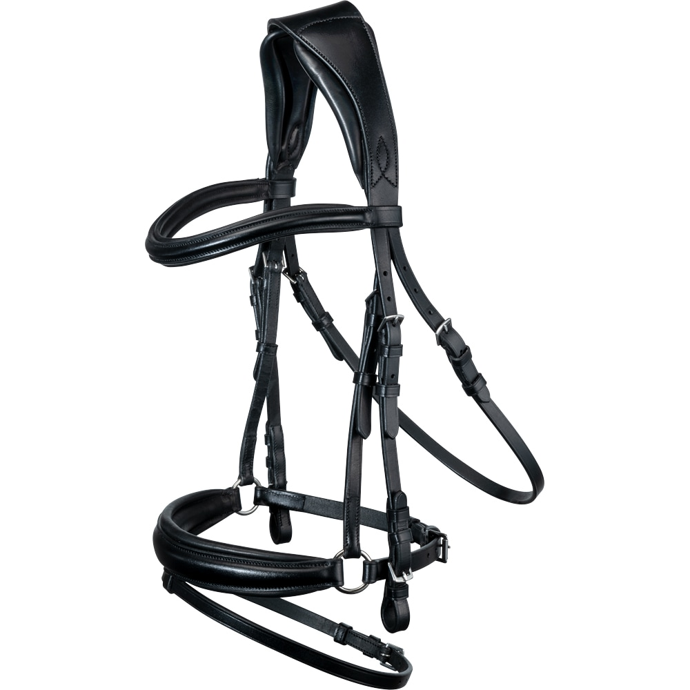 Combined noseband bridle  Newick Fairfield®