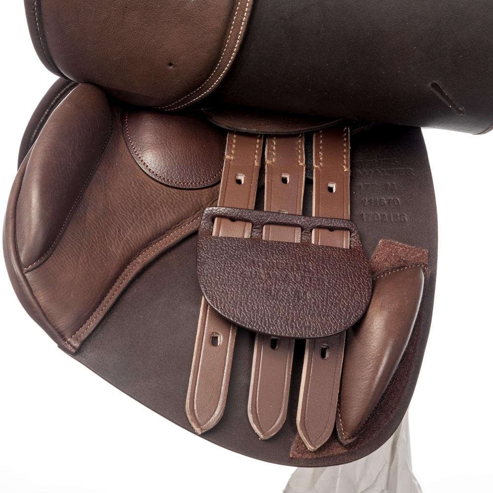 Jumping saddle  Sir Walter Knights