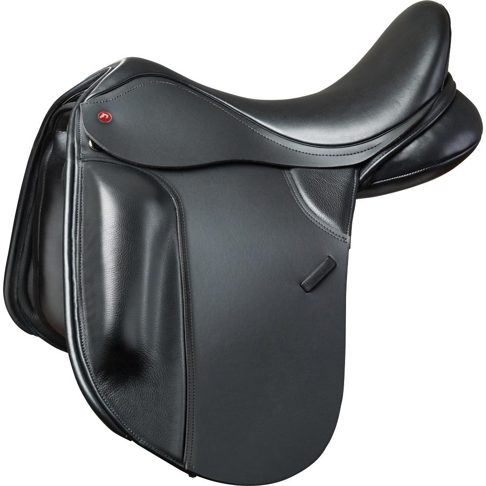 Dressage saddle  T8 Surface Block Dressage Thorowgood®