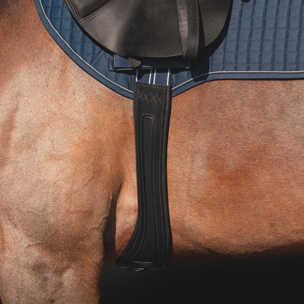 Leather girth  Micklem Comfort Horseware®