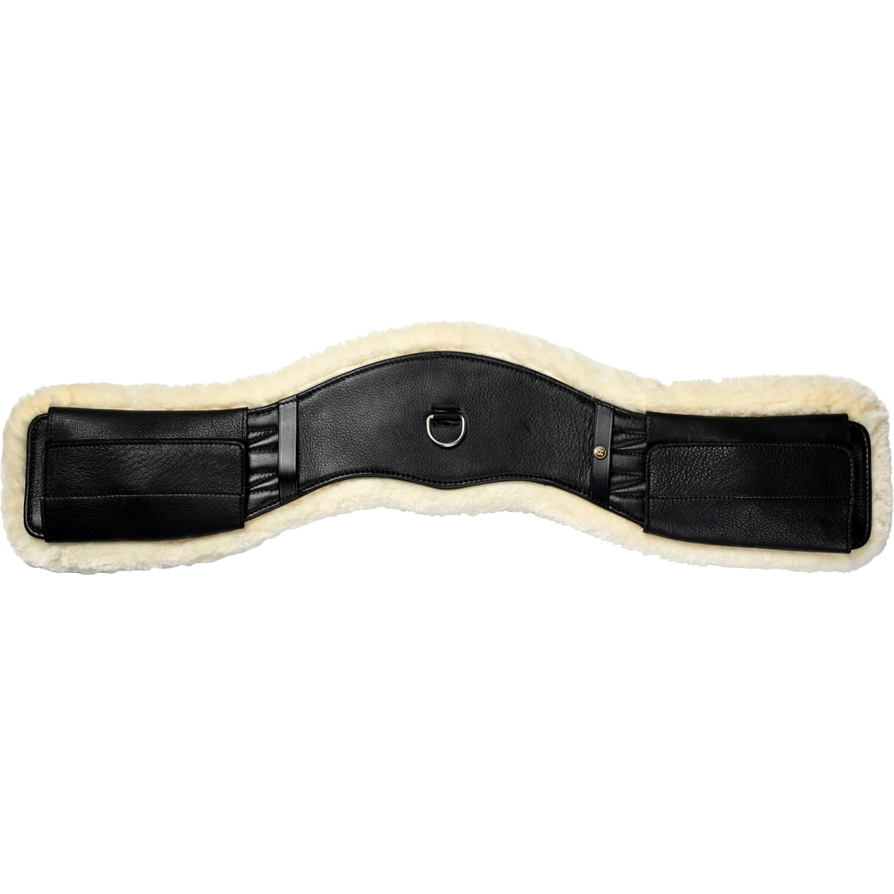 Dressage girth Leather  JH Collection®