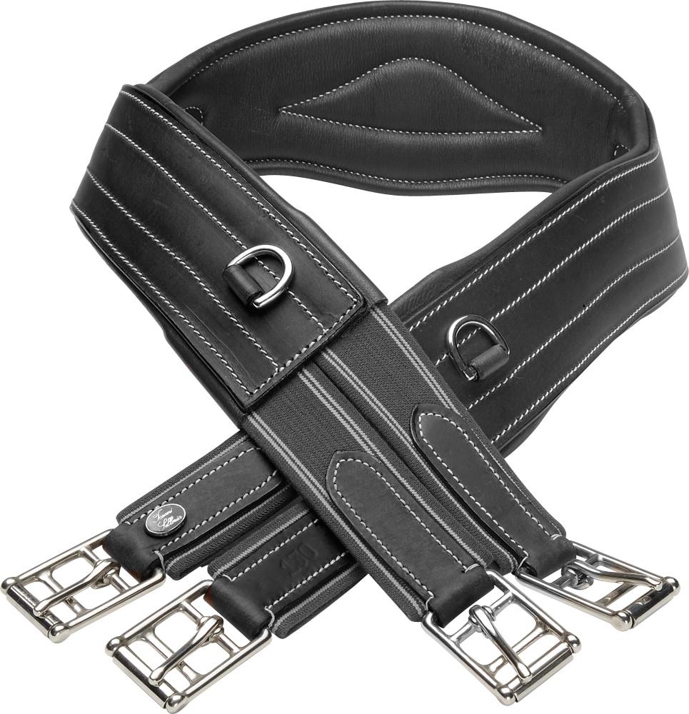 Leather girth   Fairfield®