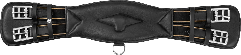 Dressage girth Leather  Claridge House®