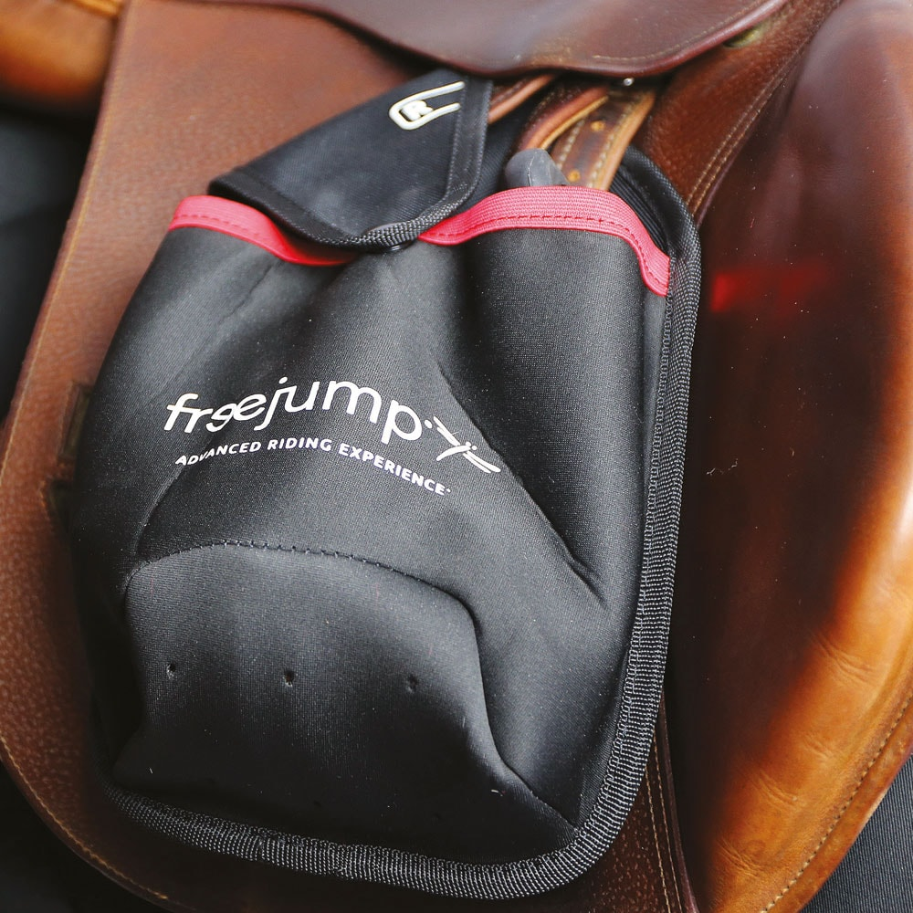 Stirrup protection   Freejump®
