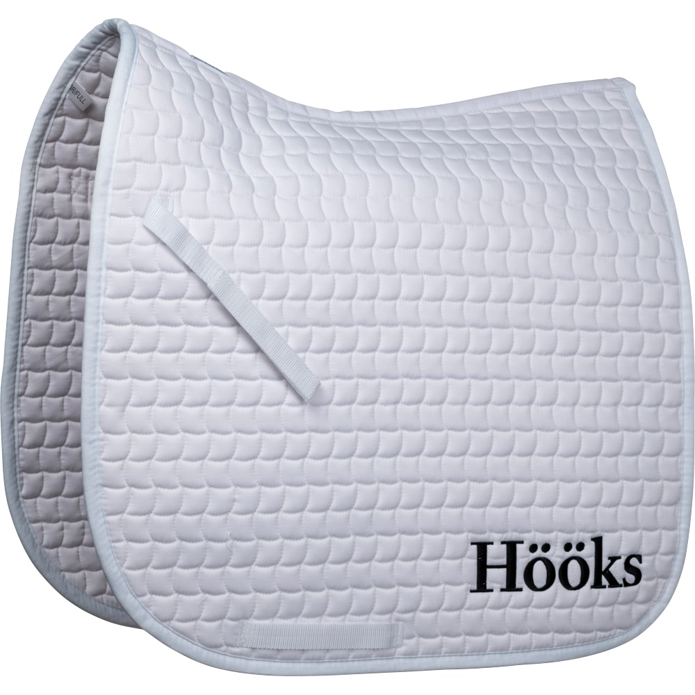 Dressage saddle blanket  Logo Hööks