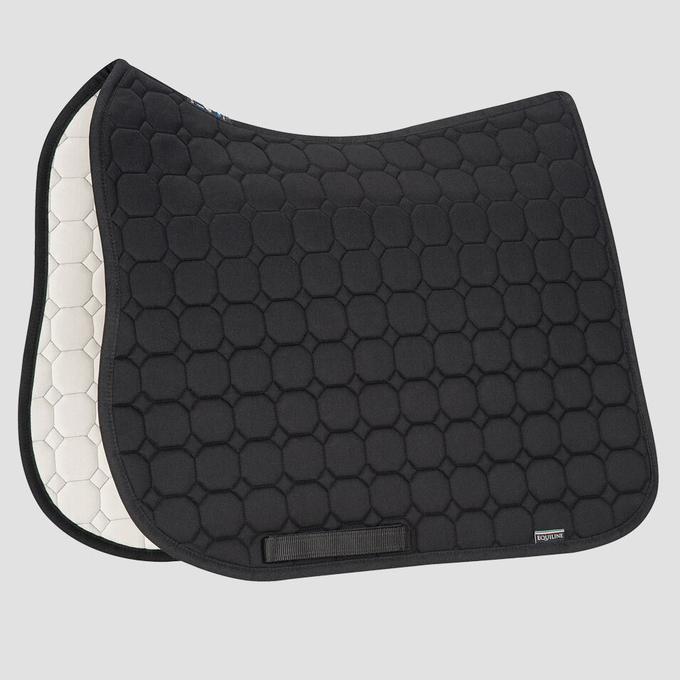 Dressage saddle blanket  Octagon Equiline