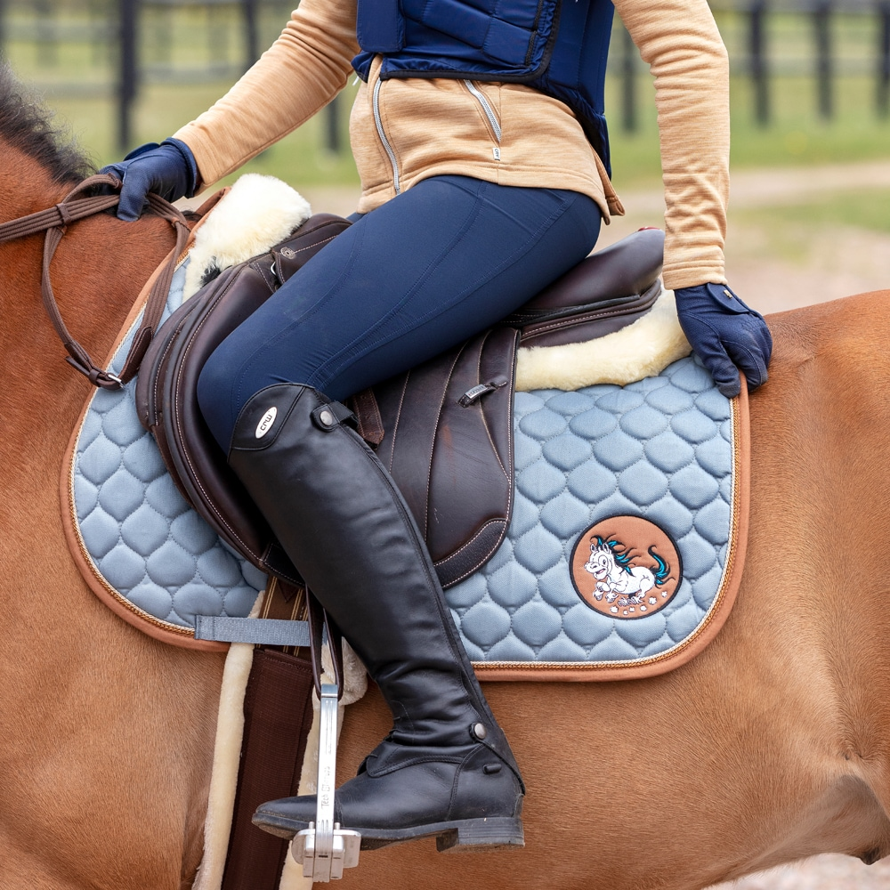 General purpose saddle blanket  Canter Mulle