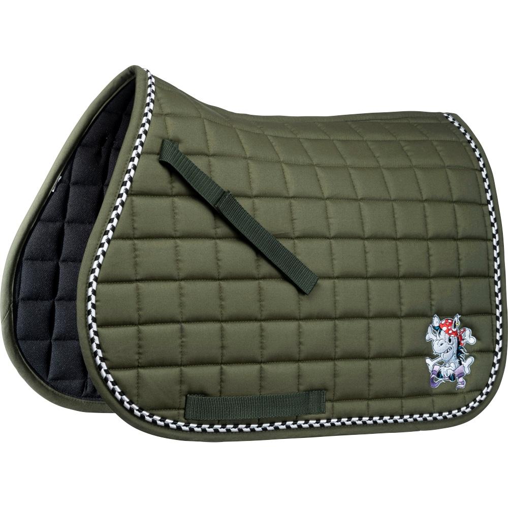 General purpose saddle blanket  Jack Mulle