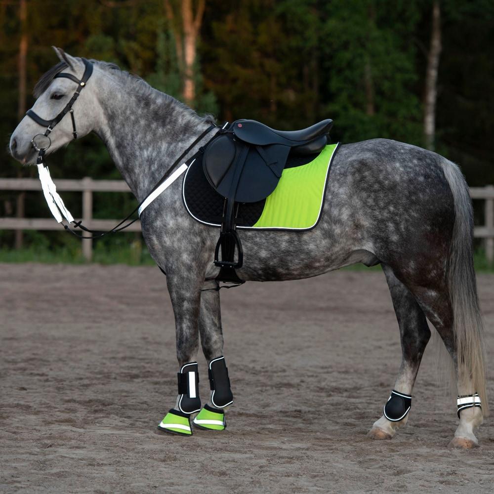 General purpose saddle blanket Reflective Hi-Viz Fairfield®